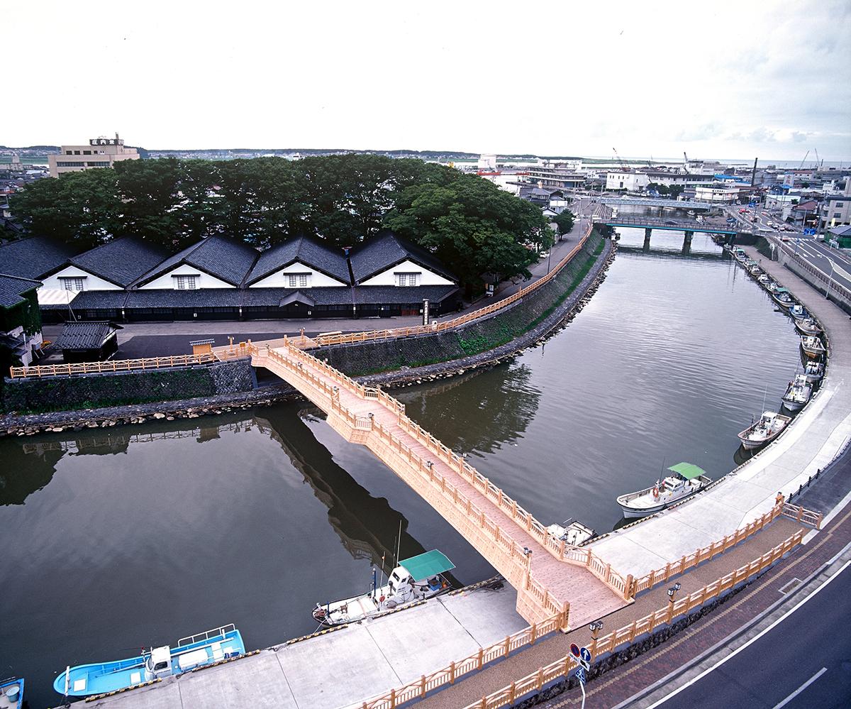 山居橋(歩道橋)