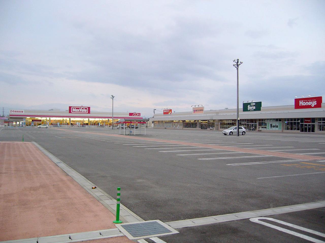 総合ショッピングセンター
