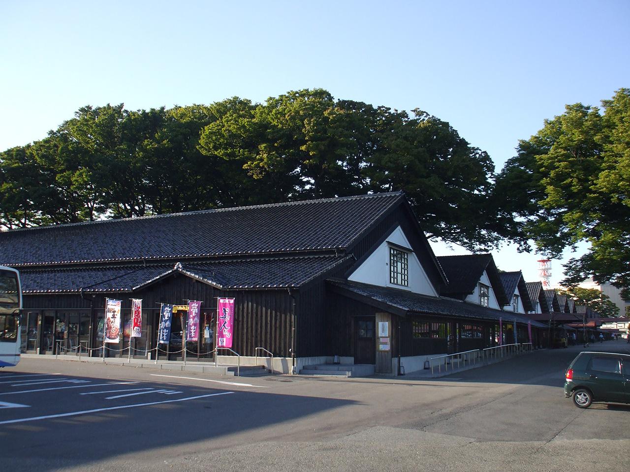 山居倉庫(夢の倶楽)