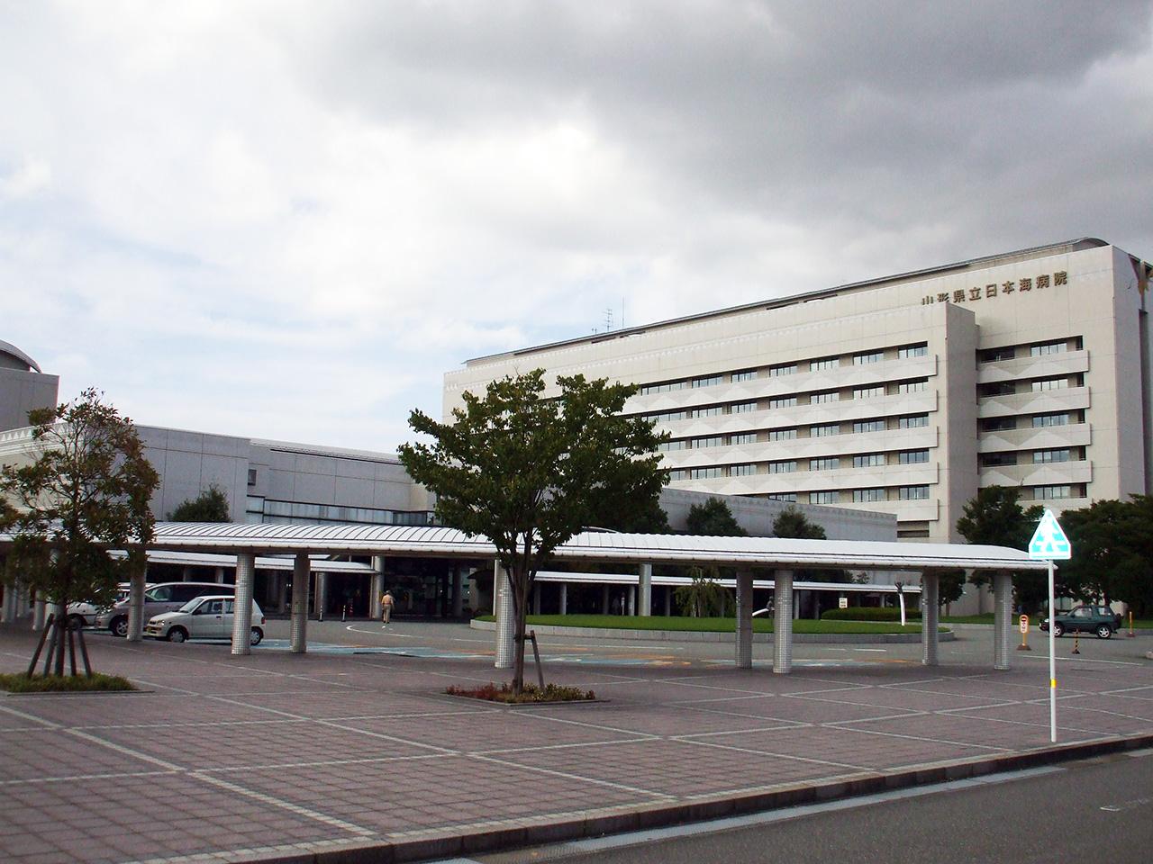 山形県立日本海病院 ナースコール設備更新