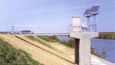 京田川排水樋門