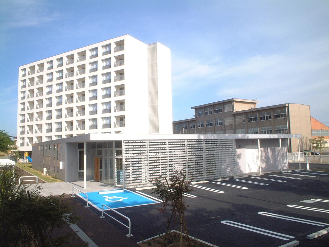 山形県営住宅(北新町アパート)